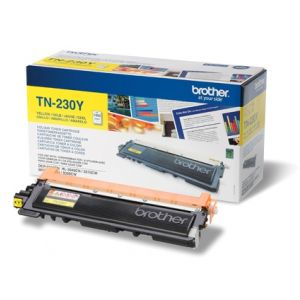 Toner Brother TN-230, galben (yellow), original