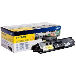 Toner Brother TN-329, galben (yellow), original