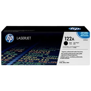 Toner HP Q3960A (122A), negru (black), original
