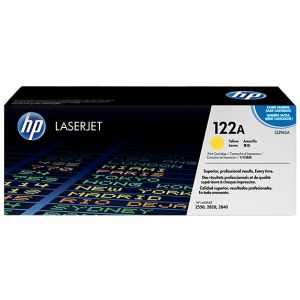 Toner HP Q3962A (122A), galben (yellow), original