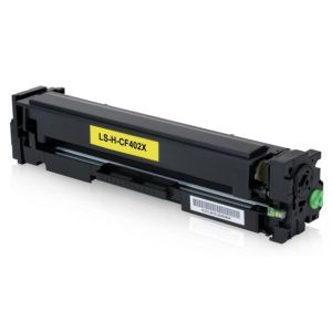 Toner HP CF402A (201A), galben (yellow), alternativ