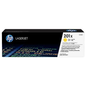 Toner HP CF402X (201X), galben (yellow), original