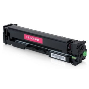 Toner HP CF403X (201X), purpuriu (magenta), alternativ