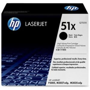 Toner HP Q7551X (51X), negru (black), original