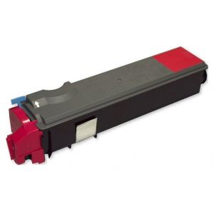 Toner Kyocera TK-520M, purpuriu (magenta), alternativ