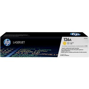 Toner HP CE312A (126A), galben (yellow), original