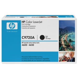 Toner HP C9720A (641A), negru (black), original