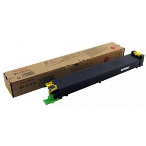 Toner Sharp MX-31GTYA, galben (yellow), original