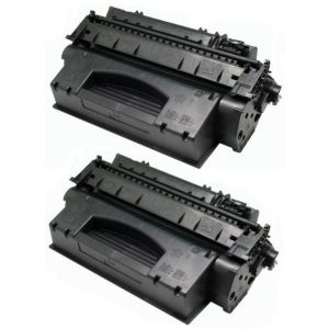 Toner HP CE505AD (05A), dvojbalenie, negru (black), alternativ
