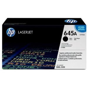 Toner HP C9730A (645A), negru (black), original