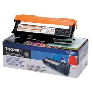 Toner Brother TN-320, negru (black), original