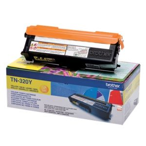 Toner Brother TN-320, galben (yellow), original
