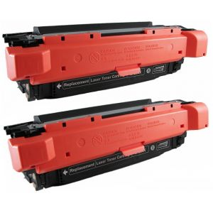 Toner HP CE250XD (504X), dvojbalenie, negru (black), alternativ