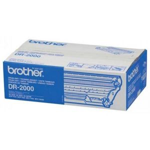 Unitate optică Brother DR-2000, negru (black), originala