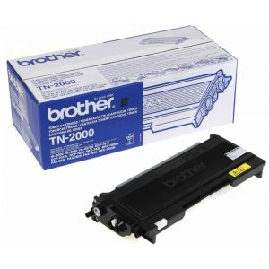 Toner Brother TN-2000, negru (black), original