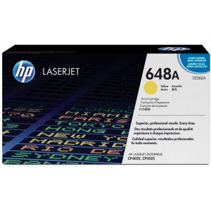Toner HP CE262A (648A), galben (yellow), original