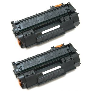 Toner HP Q7553AD (53AD), dvojbalenie, negru (black), alternativ