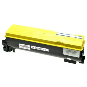 Toner Kyocera TK-570Y, galben (yellow), alternativ