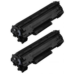 Toner HP CE278AD (78A), dvojbalenie, negru (black), alternativ