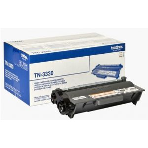 Toner Brother TN-3330, negru (black), original