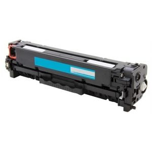Toner HP CE411A (305A), azuriu (cyan), alternativ