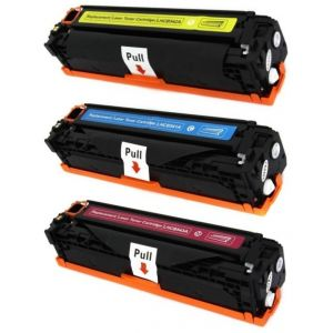 Toner HP CF373AM (125A), trojbalenie, multipack, alternativ