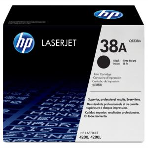 Toner HP Q1338A (38A), negru (black), original