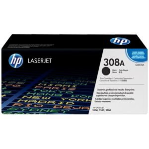 Toner HP Q2670A (308A), negru (black), original