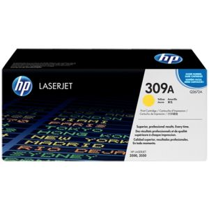 Toner HP Q2672A (309A), galben (yellow), original
