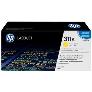 Toner HP Q2682A (311A), galben (yellow), original