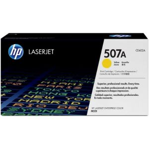 Toner HP CE402A (507A), galben (yellow), original