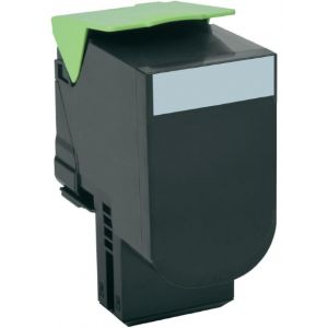 Toner Lexmark 802HK, 80C2HK0 (CX410, CX510), negru (black), alternativ