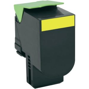 Toner Lexmark 802SY, 80C2SY0 (CX310, CX410, CX510), galben (yellow), alternativ