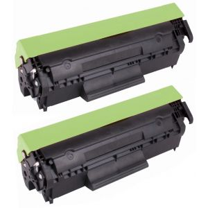 Toner HP CF283AD (83A), dvojbalenie, negru (black), alternativ