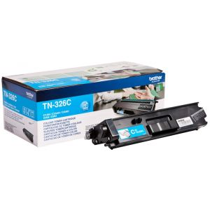 Toner Brother TN-326, azuriu (cyan), original