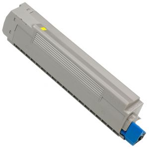 Toner OKI 44059105 (C810, C830), galben (yellow), alternativ