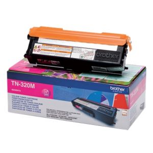 Toner Brother TN-320, purpuriu (magenta), original