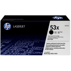 Toner HP Q7553X (53X), negru (black), original