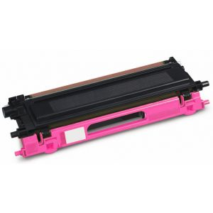 Toner Brother TN-135, purpuriu (magenta), alternativ