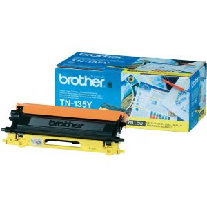 Toner Brother TN-135, galben (yellow), original