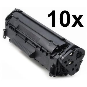 Toner HP Q2612A (12A), desaťbalenie, negru (black), alternativ