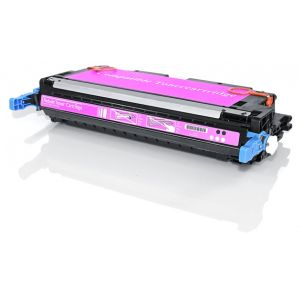 Toner Canon 717, CRG-717, purpuriu (magenta), alternativ