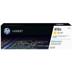 Toner HP CF412X (410X), galben (yellow), original