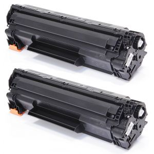 Toner HP CB435AD (35A), dvojbalenie, negru (black), alternativ