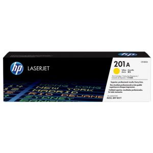 Toner HP CF402A (201A), galben (yellow), original
