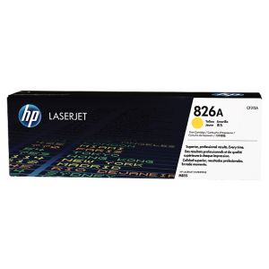 Toner HP CF312A (826A), galben (yellow), original