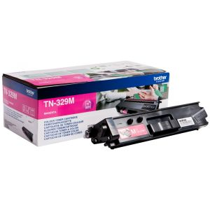 Toner Brother TN-329, purpuriu (magenta), original
