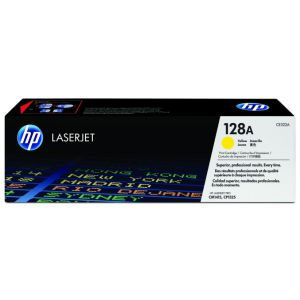 Toner HP CE322A (128A), galben (yellow), original