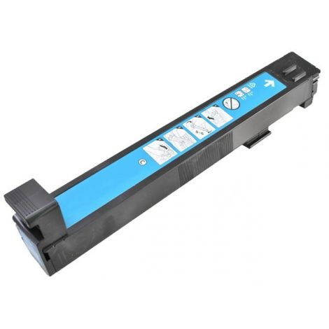 Toner HP CB381A (824A), azuriu (cyan), alternativ